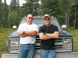 Brent and Chris Alaska